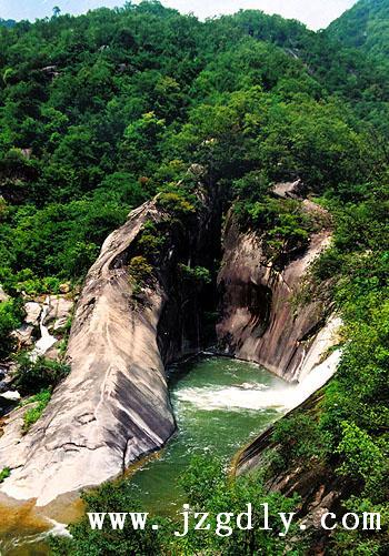 龙潭沟自然生态风景区